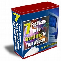 7 easy ways to get great great links to your website